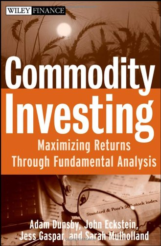 Commodity Fundamental Analysis